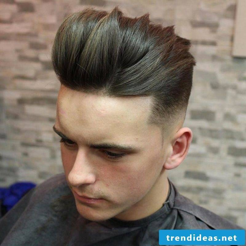 Men's hairstyles for 2015 Fade haircut short hair
