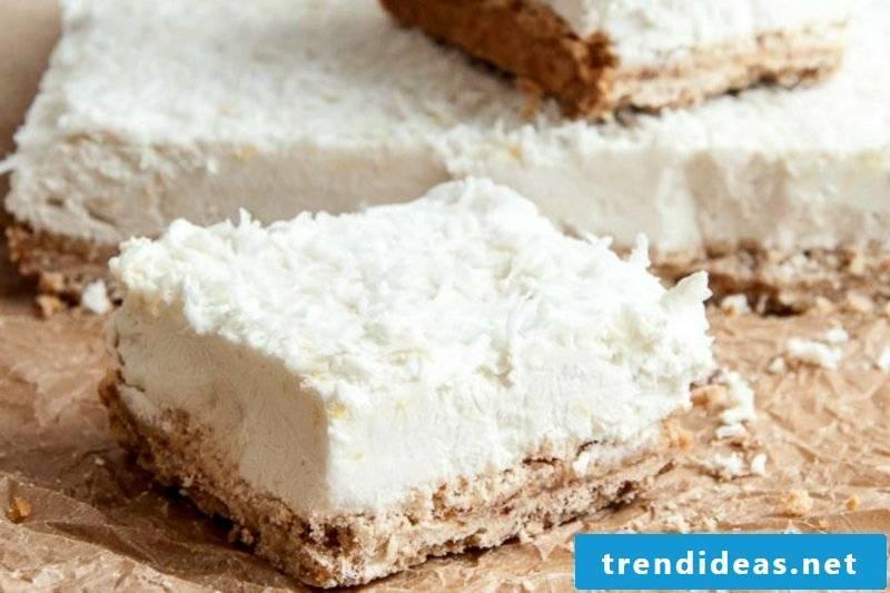 7 Ingredient Lemon Coconut Squares Vegan Pies