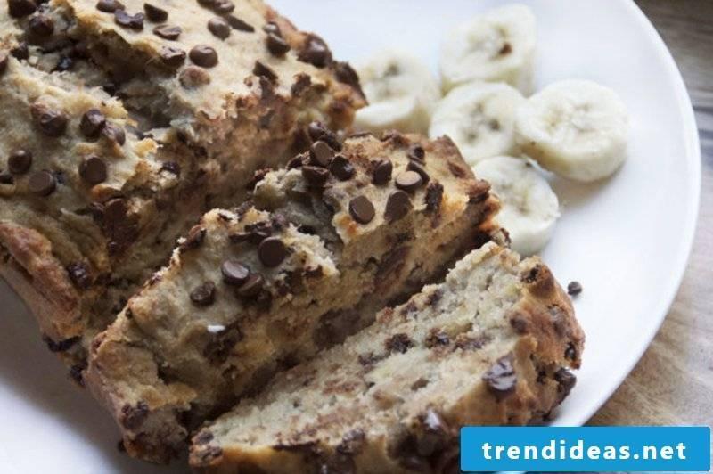Chocolate Chip Banana Bread Vegan Pies