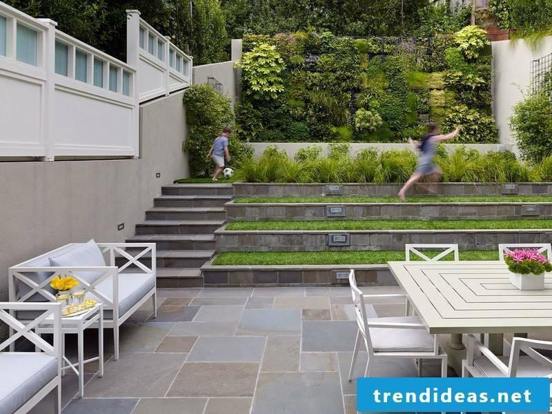 vertical garden landscaping small gardens vertical lawn