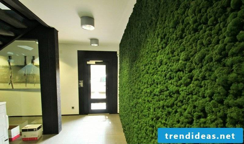 vertical garden wood industry
