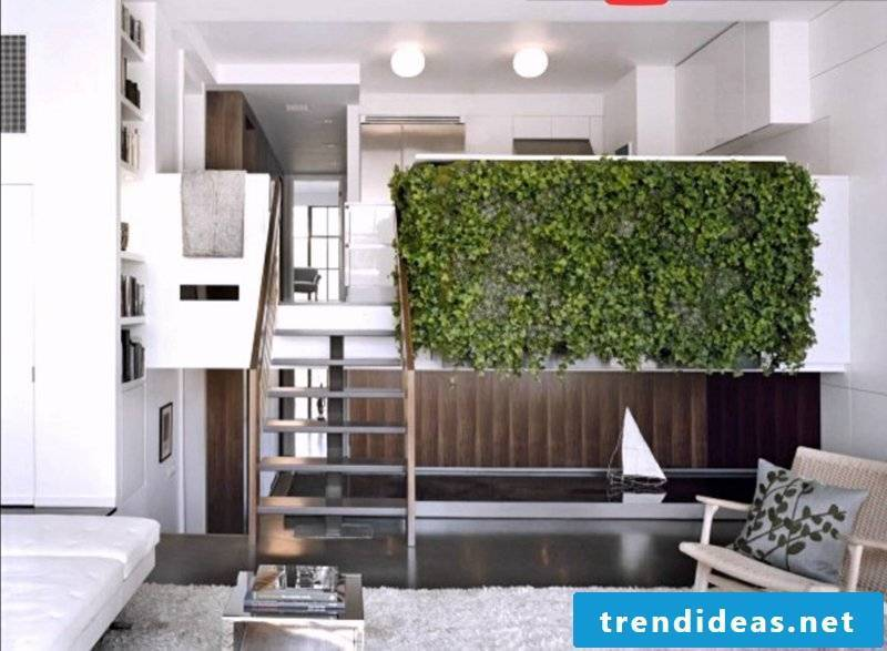 vertical garden interior design