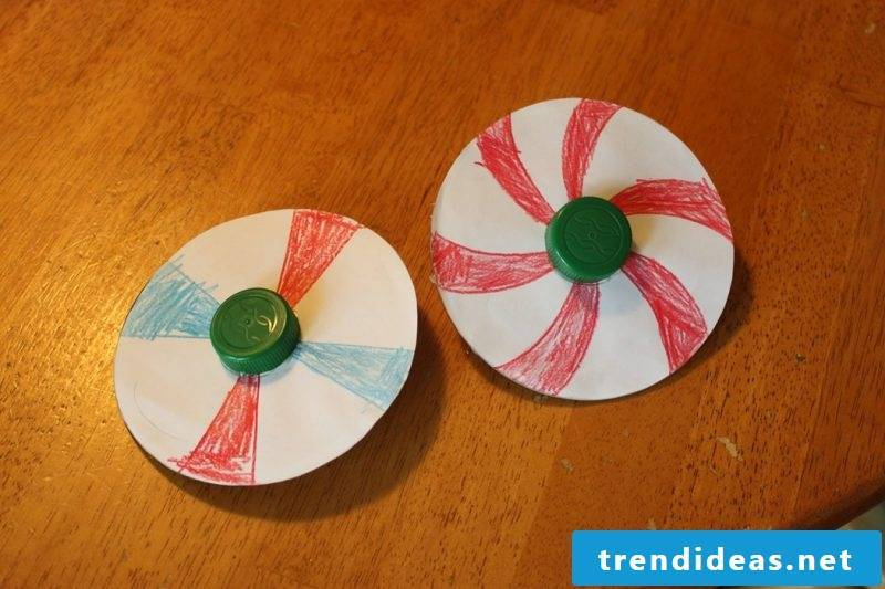 Fidget spinners build their own instructions
