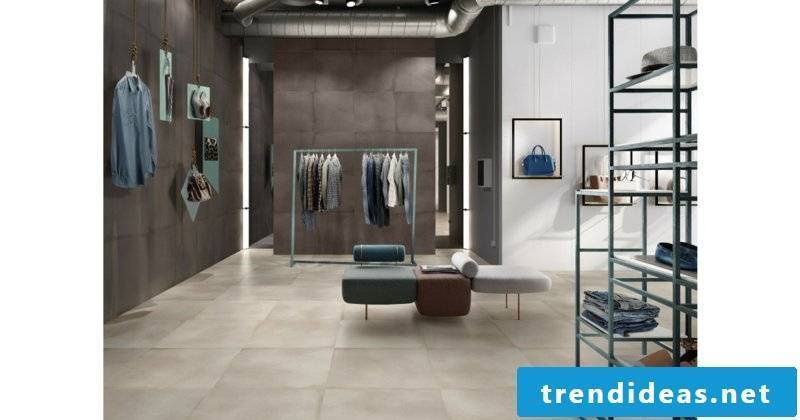 villeroy and boch tile collection Metallic Illusion Showroom