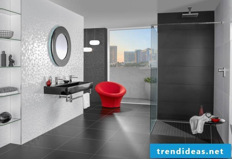 villeroy and boch tile collection Monochrome Magic wallcovering