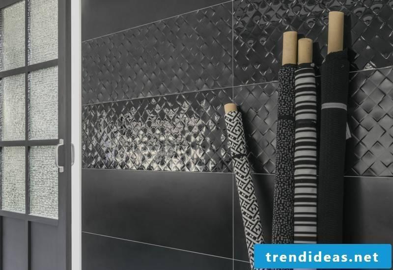 villeroy and boch tile collection Monochrome Magic Design ideas