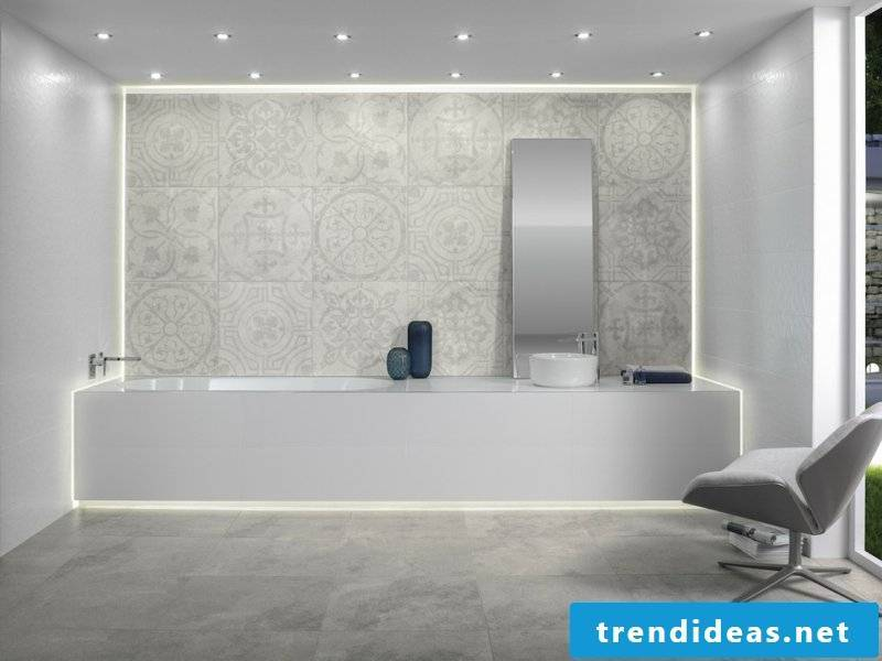 villeroy and boch tile collection Newtown bathroom