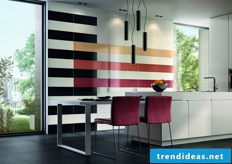 villeroy and boch tile collection Creative System 4.0 colored