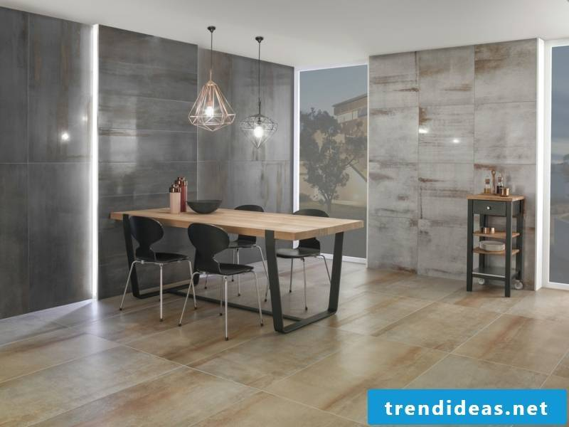 villeroy and boch tile collection Metallic Illusion wallcovering
