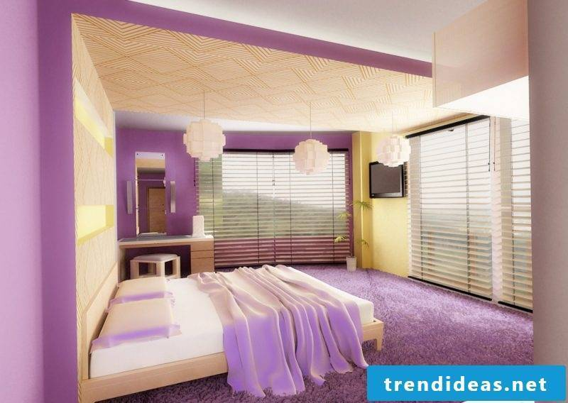 wall design bedroom ideas wall paints examples