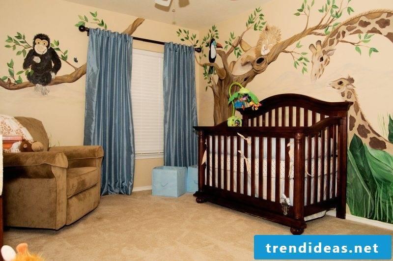 Buy mural cheap for baby room