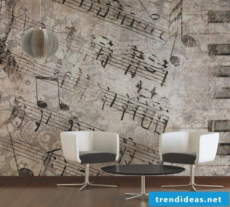 Buy cheap wallpapers: Select motives that suit your personality