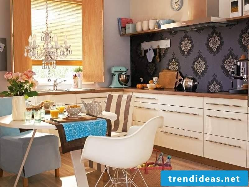 wallpaper for kitchen different
