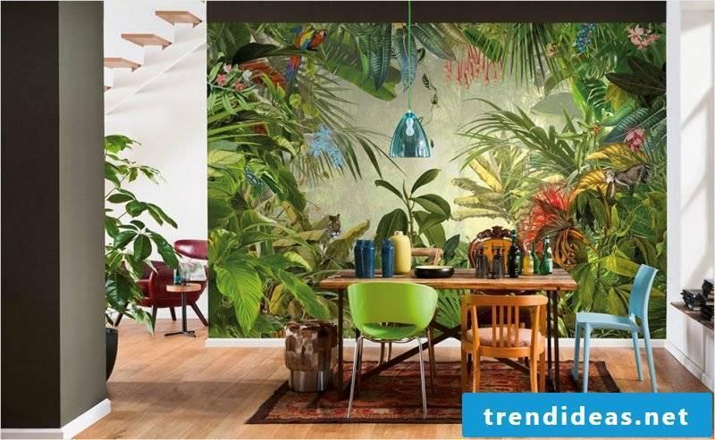 wallpaper for kitchen 3d