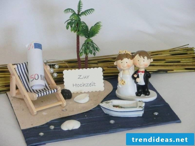 Original wedding gifts