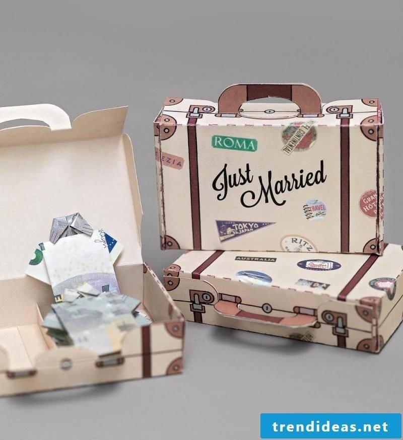 Wedding Gift Packing Ideas: Wedding Gift Creative Packing Money: 71 DIY Ideas