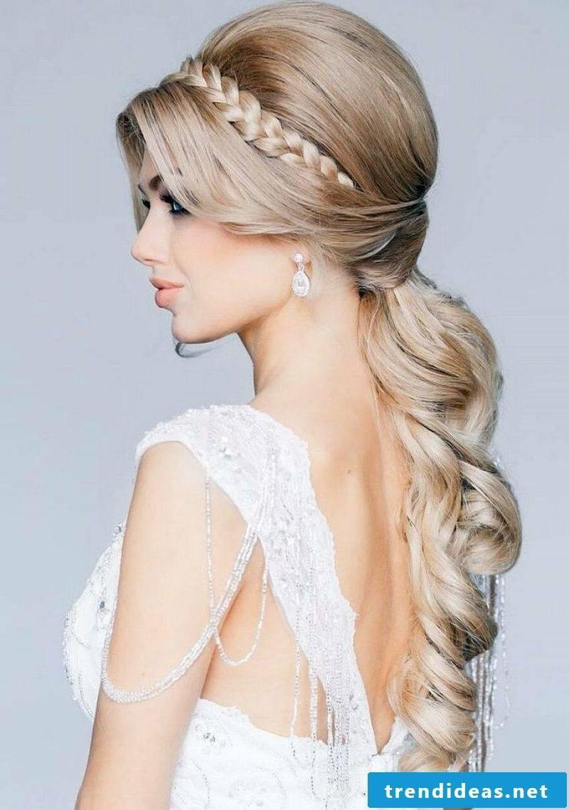 Wedding hairstyles wedding