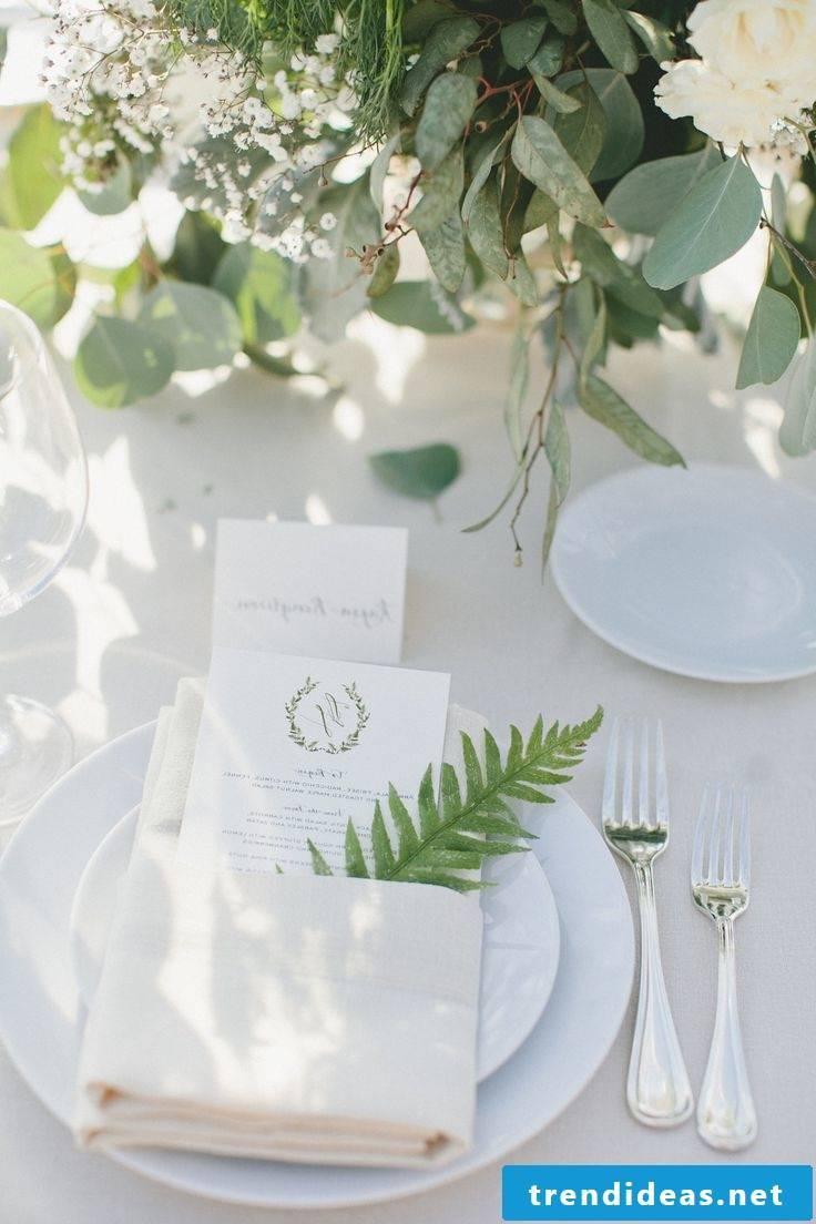 wedding napkins nice