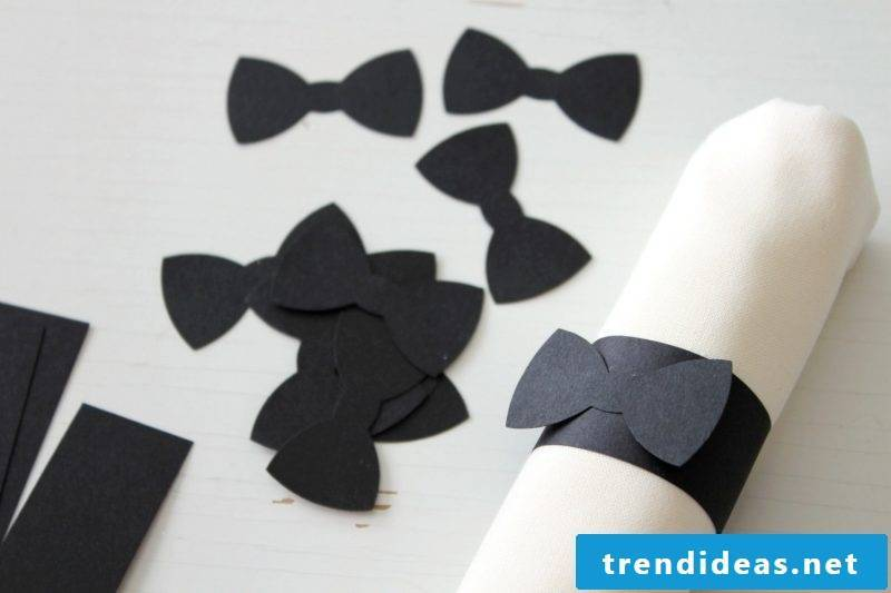 wedding napkins creative