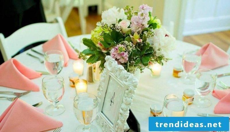 lavish wedding napkins