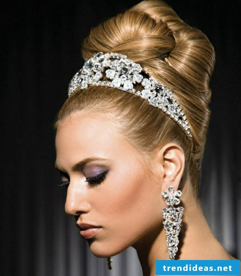 Hairstyles for wedding stylish ideas