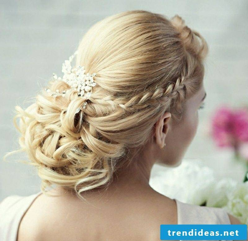 Braiding wedding