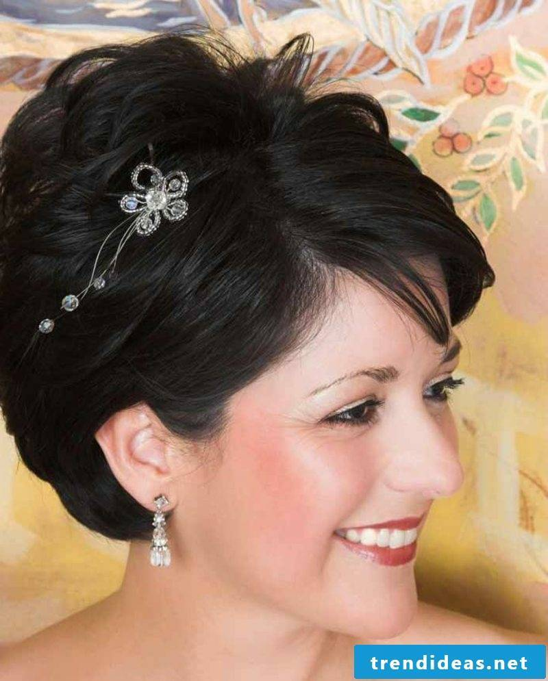 Bridal Hairstyles 2016 Short Hair