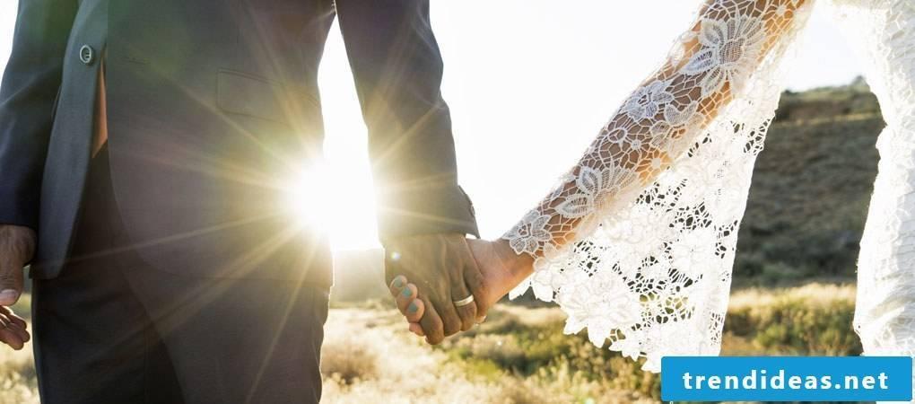creative wedding wish