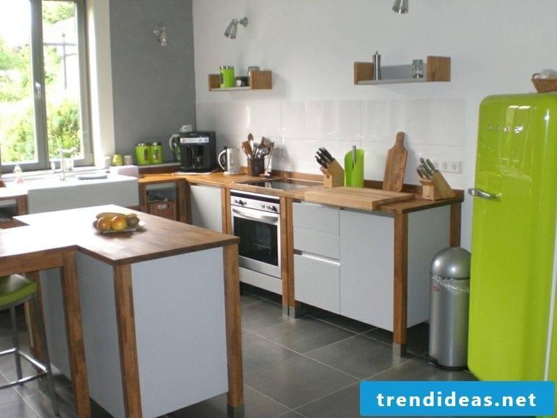 modern modular kitchen freestanding
