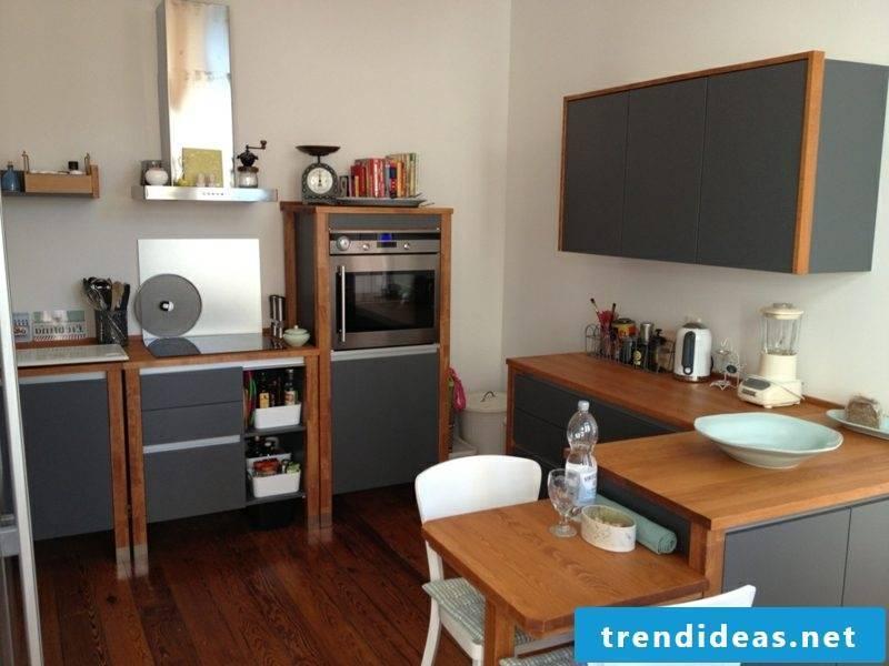 modern modular kitchen wood original design