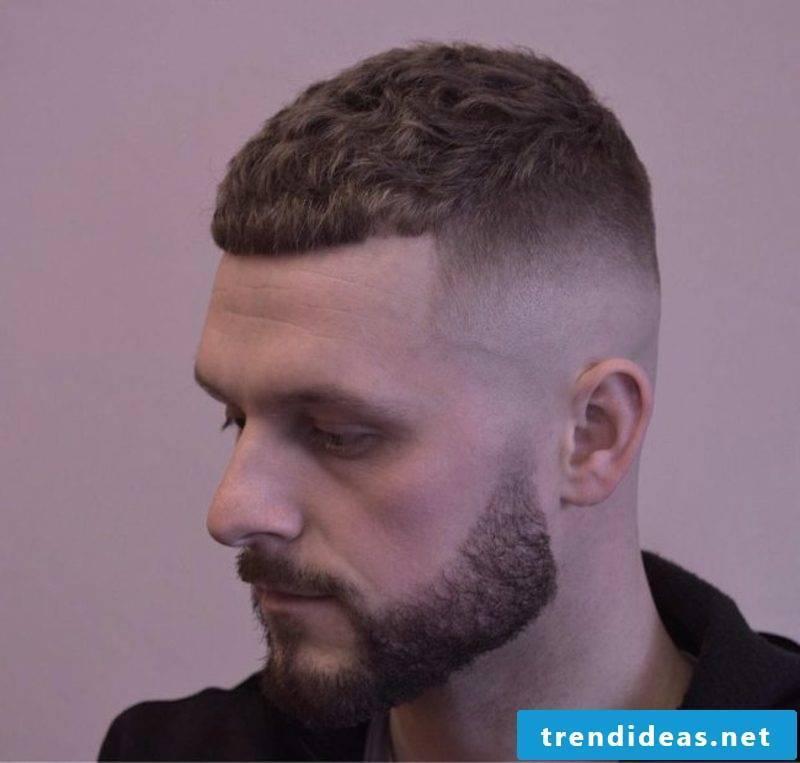Men's Hairstyles Modern Bold Cut