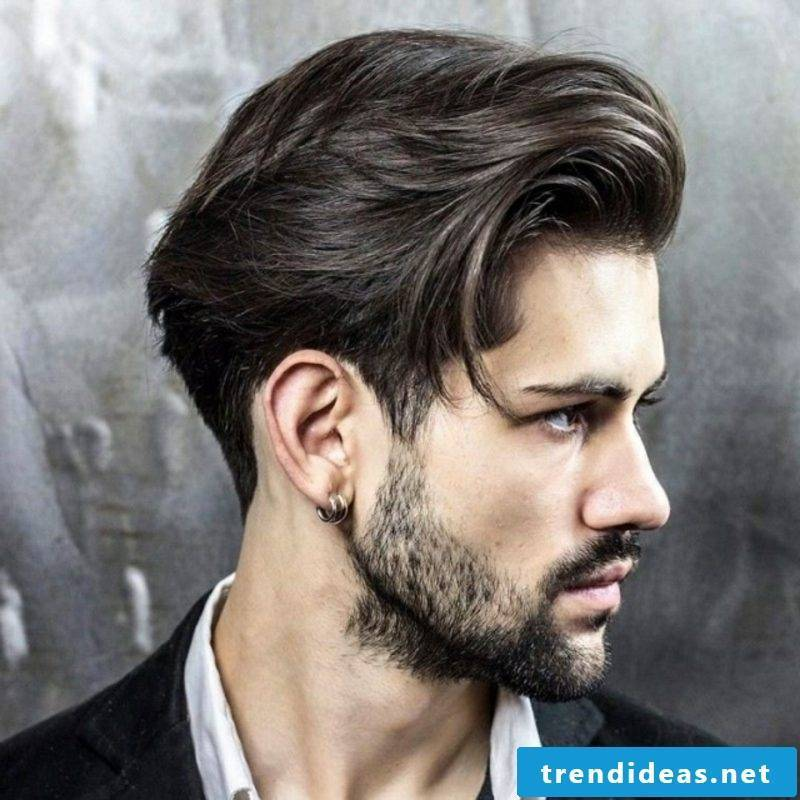 Men's hairstyles with great modern men