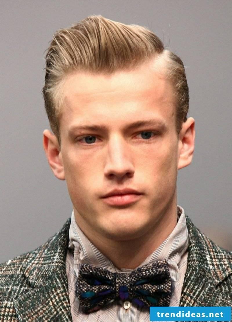 Men's hairstyles 2017 modern side vertex