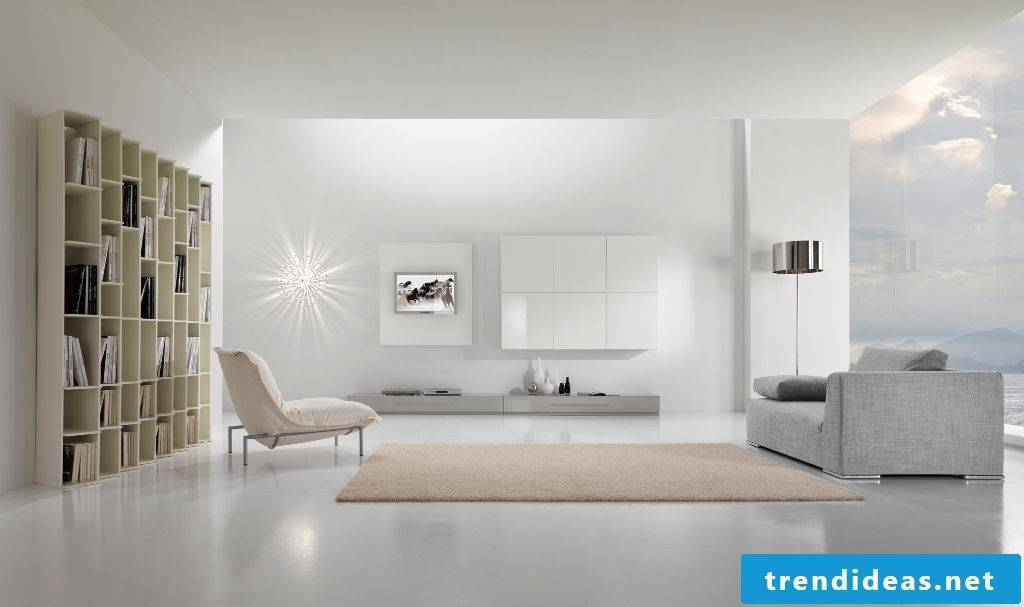 What does a minimalistic home decor mean?