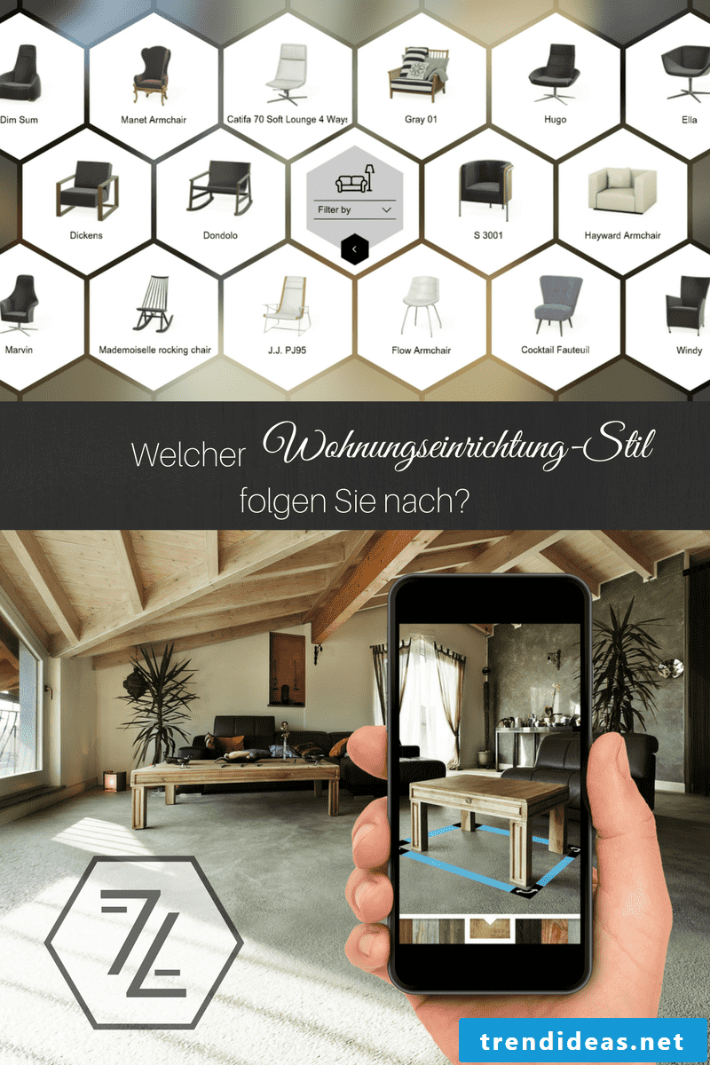 Home furnishings from A to Z: Find your style!