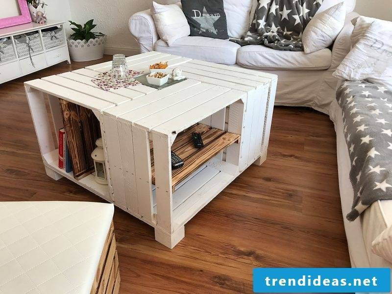 Wine Crate Table - What do I need?