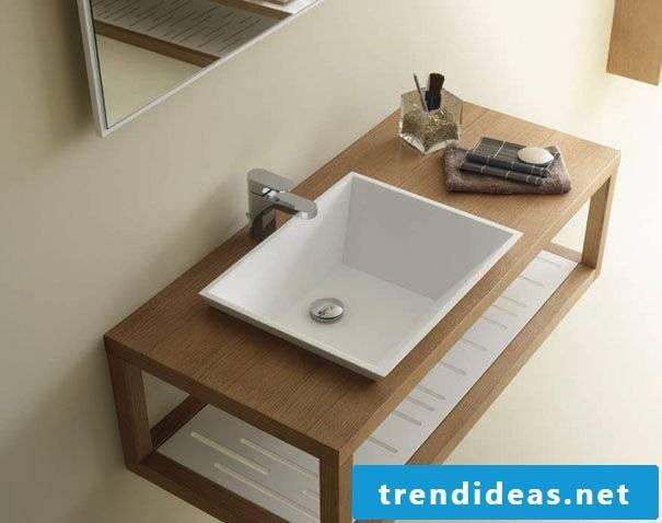 wooden vanity top elegant
