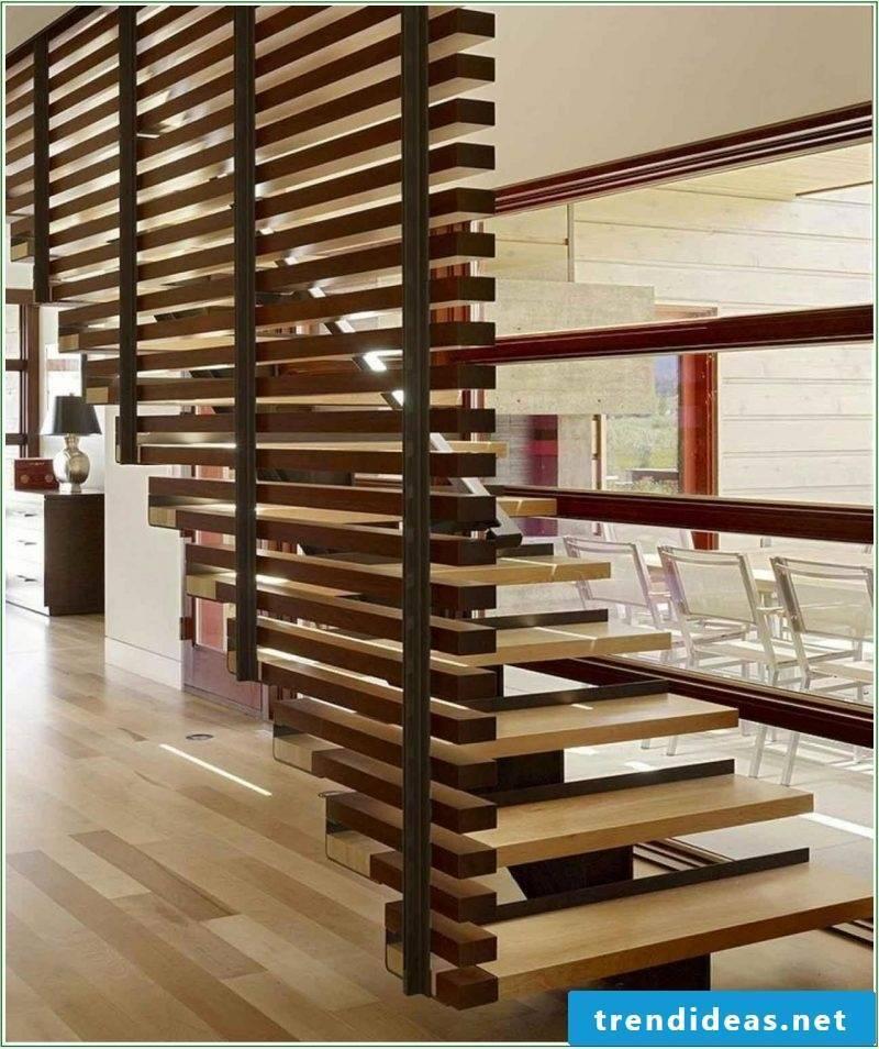 wooden railing innovative