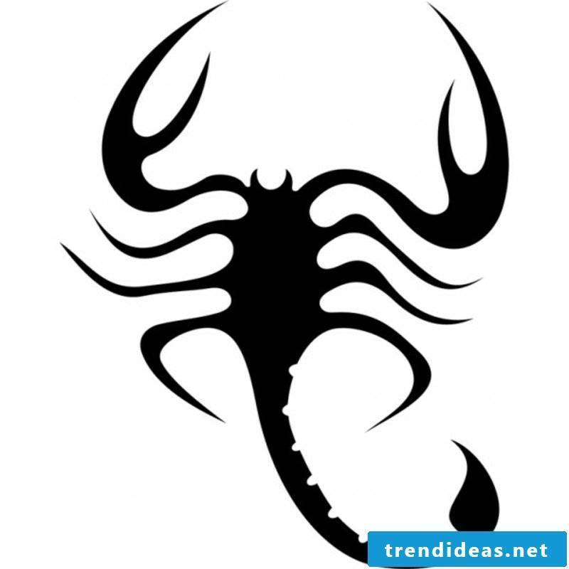 zodiac tattoo-scorpion-001
